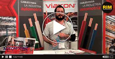 Viakon ofrece soluciones de cableado en Foro de Proveeduría Automotriz 2019