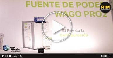 Wago lanza su Fuente de Poder Pro2 en Expo Eléctrica Internacional 2019
