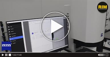 O-Select, medición óptica de Carl Zeiss, en Quality Center Bajío