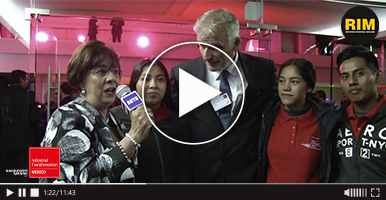 ALDEAS INFANTILES SOS MÉXICO PRESENTE EN ITM 2019