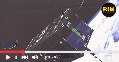Investigaciones espaciales Aexa en FAMEX 2019