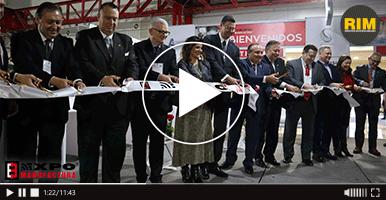 Inicio de actividades de Expo Manufactura 2020
