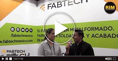 Concluye con éxito FABTECH 2019