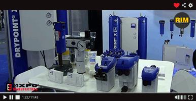 Beko ofrece equipos para mejorar la calidad del aire comprimido