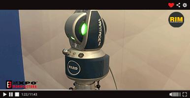 FaroArm, presentado por Faro en Expo Manufactura 2020