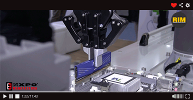 En Expo Manufactura 2020, IAS Automation nos presentó sus Robots Colaborativos