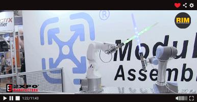 Modular Assembly Tech Mexico presenta Asyríl, una plataforma de vibración