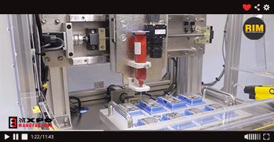 Saico exhibe robots colaborativos en Expo Manufactura 2020