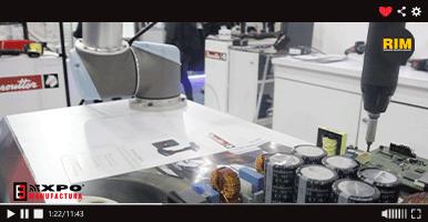 Herramientas industriales de alta tecnología presentadas por Desoutter Tools en Expo Manufactura 2020