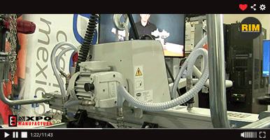 Grúas de aluminio para el movimiento ergonómico mostradas por EEPOS en Expo Manufactura 2020