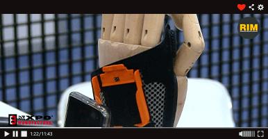 ISL presenta escáner vestible en Expo Manufactura 2020
