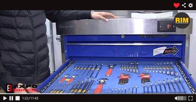 Estación de herramientas de alta tecnología presentada por Snap-on