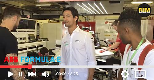 Entrevista ABB Formula E 2019