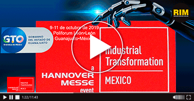 INDUSTRIAL TRANSFORMATION MEXICO, VITRINA DE LA INNOVACIÓN