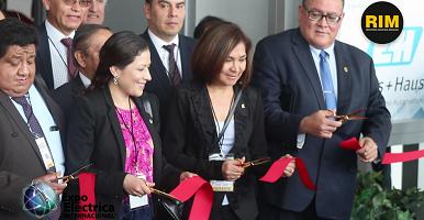 Inauguración de Expo Eléctrica Internacional 2019