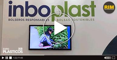 Inboplast ofrece productos amigables con el medio ambiente en Expo Plásticos 2020