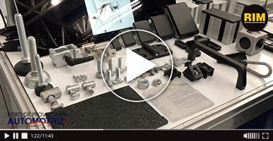 INDREY ofrece soluciones integrales para la industria en Foro de Proveeduría Automotriz 2019