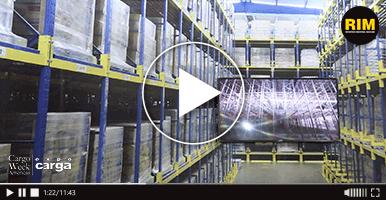 Sistemas de almacenaje Interflo en Expo Carga 2019