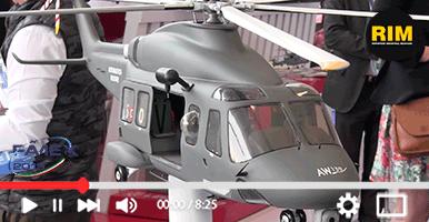 Aviones y helicópteros Leonardo en FAMEX 2019