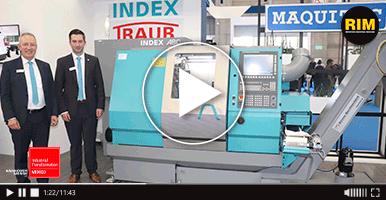 Maquitec presenta su Torno Automático CNC en ITM2019