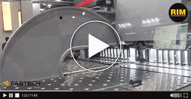 Salvagnini presenta sus dobladoras automáticas en FABTECH 2019