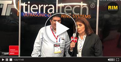 Tierra Tech de México muestra sus soluciones de limpieza en ITM 2019