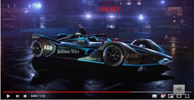 Look Inside The Formula E Gen2 Car – ABB FIA Formula E Championship