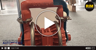 WILL PUMP exhibe soluciones de bombeo en Foro de Proveeduría Automotriz 2019