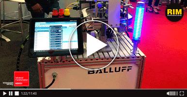 Balluff presenta sus nuevos productos en ITM 2019