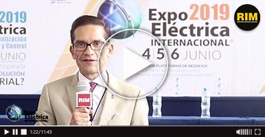 RIM en Expo Eléctrica Internacional 2019