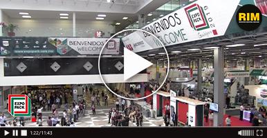 RIM en Expo Pack Guadalajara 2019