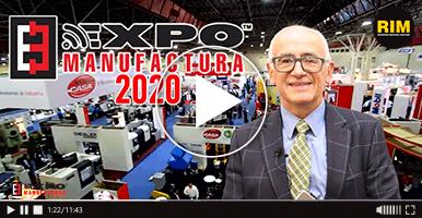 La 24ª edición de Expo Manufactura 2020 está lista