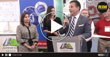 Expo Fastener Fair México da inicio en el World Trade Center