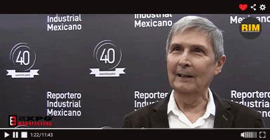 Francisco Martínez habla de la Mesa Redonda sobre Código de Red organizada por RIM