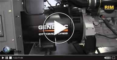 GENERAC, Plantas de emergencia en Expo Eléctrica Internacional 2019