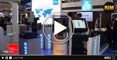 Haimer muestra su tecnología metalmecánica en ITM 2019