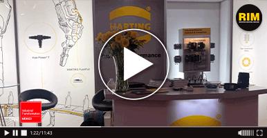 Harting ofrece soluciones para conectividad de maquinaria en ITM 2019