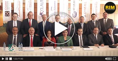 Crean Clúster de Clústers de la Industria Automotriz de México