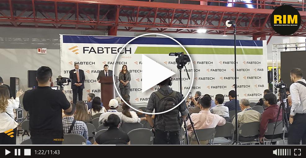 Inicia FABTECH México 2019