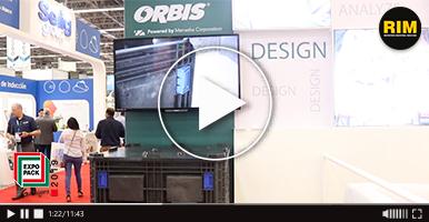 Orbis lpresenta sus innovaciones en Expo Pack Guadalajara 2019