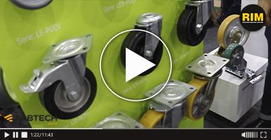 RODAMEX ofrece soluciones con sus ruedas y rodajas industriales en FABTECH 2019