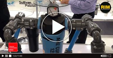 Servivane presenta sus compresores de aire en ITM 2019