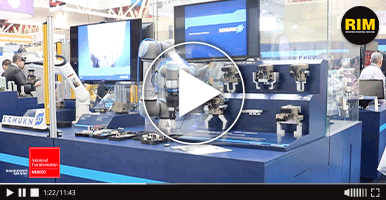Schunk muestra su tecnología de grippers en ITM 2019