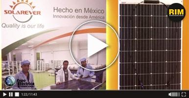 Solarever energías renovables en Expo Eléctrica Internacional 2019.