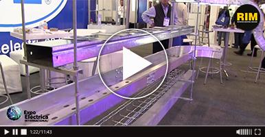 Soportes Eléctricos presente en Expo Eléctrica Internacional 2019