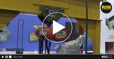 Levantadores magnéticos GRACIDA en FABTECH 2019