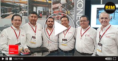 Konecranes presenta sus grúas y polipastos en ITM 2019