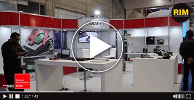 Metrología industrial de Mahr en ITM 2019