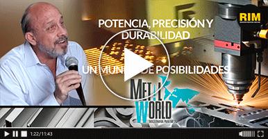 METAL WORLD PRETENDE CONQUISTAR EL NORTE DE MÉXICO