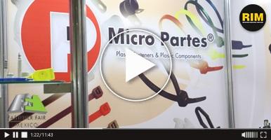 Micro Partes en Fastener Fair México 2019